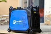 Trên tay máy phát điện biến tần FUJIHAIA GY2600E: động cơ 4 thì, độ ồn thấp
